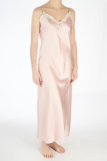 autentico taglia 40 rivenditore all'ingrosso Camicia da notte lunga Nefer Intimo - pigiami Donna Moda Shopping ...